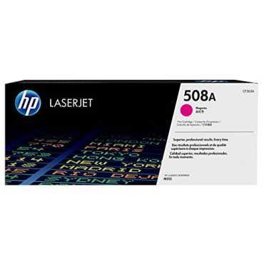 HP 508A CF363A Magenta LaserJet Toner Cartridge