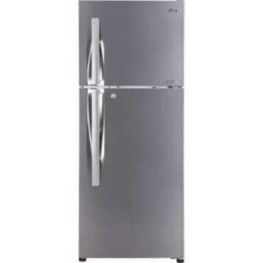 LG GL-T292SPZN 260 L 4 Star Frost Free Double Door Refrigerator