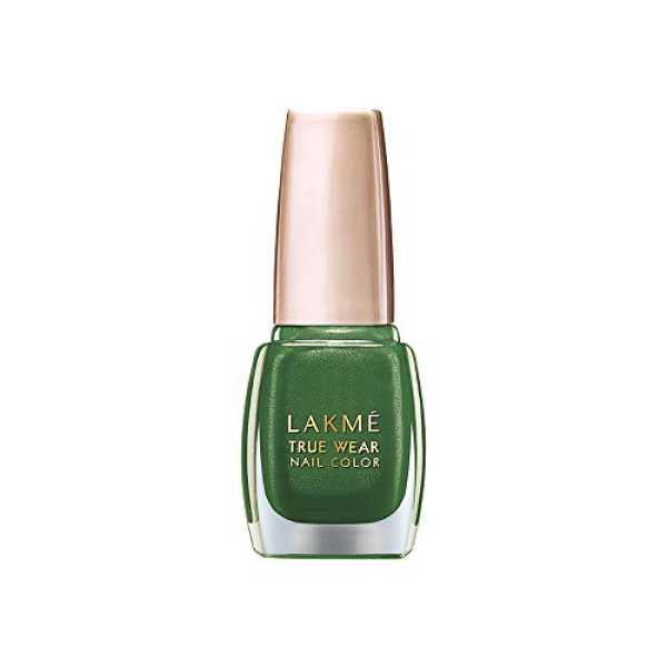 Lakme  True Wear Nail Color (Shade 508)