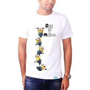 One in a Minion t-shirt - Minions tshirts by The Banyan Tee