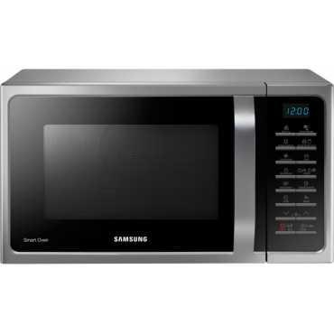 Samsung MC28H5015VS 28 Litres Convection Microwave Oven - Silver & Black
