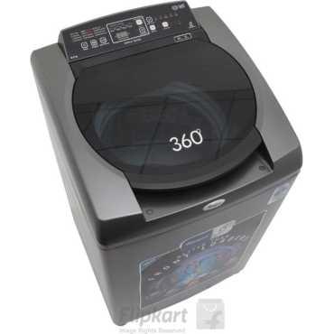 Whirlpool WS80H 360 Bloom Wash 8 Kg Automatic Washing Machine - Silver