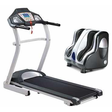 RoboTouch RBT-03 Foldable Motorized Treadmill - Black