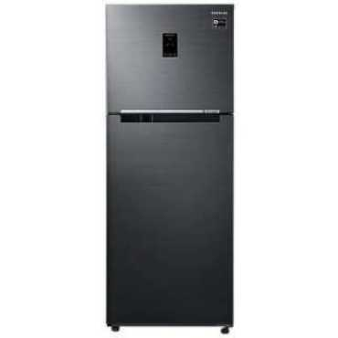 Samsung RT39M5538BS 394 L 3 Star Frost Free Double Door Refrigerator
