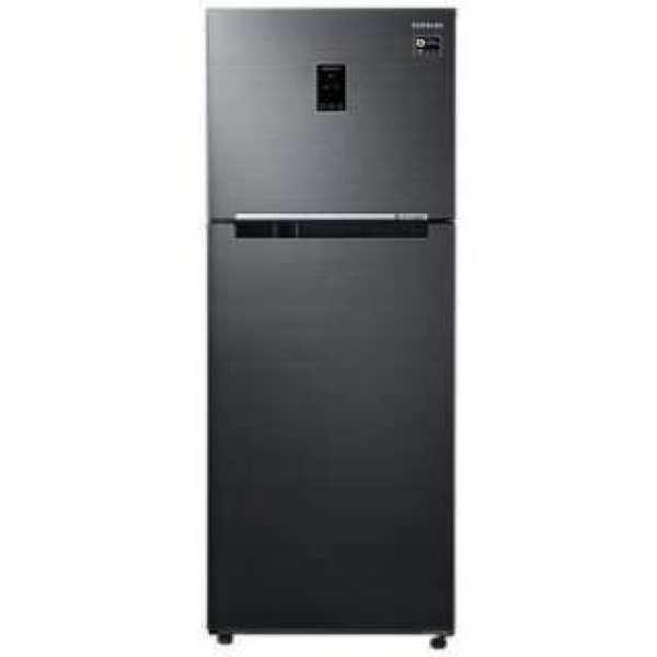 Samsung RT39M5538BS 394 L 3 Star Frost Free Double Door Refrigerator