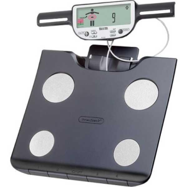 Tanita BC-601 Body Fat Analyzer - Black