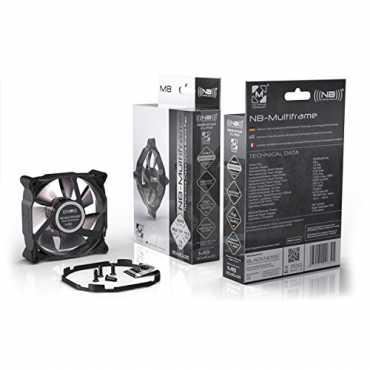 Noiseblocker NB-Multiframe M8-2 80mm Cooling Fan