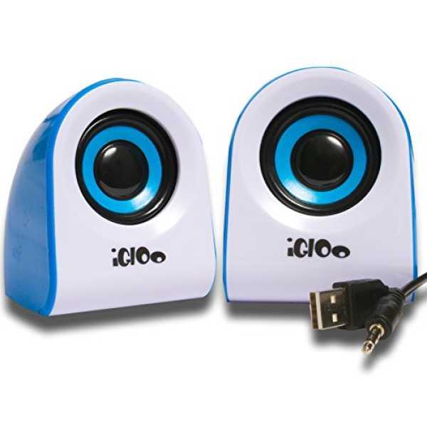 Zebronics Igloo 2.0 Multimedia Speakers