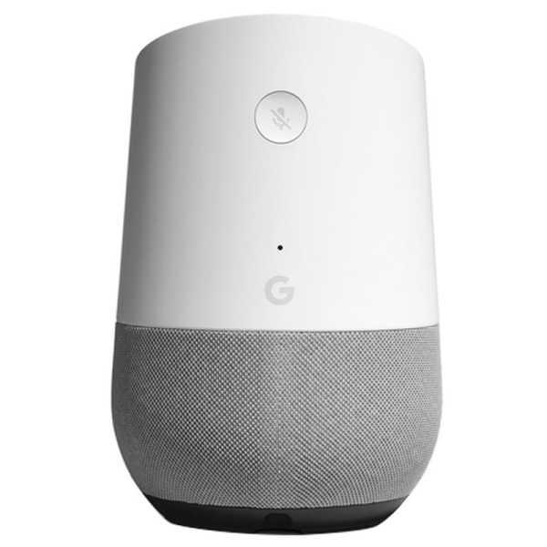 Google Home Portable Bluetooth Speaker - Grey