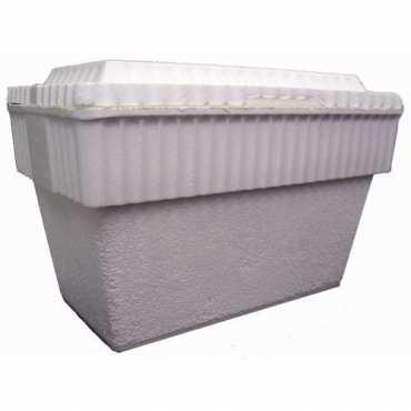 Life Lifoam 3554 50 Quart Chuckwagon Styrofoam Cooler