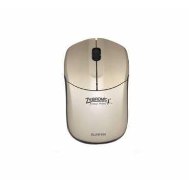 Zebronics Wireless Surfer Optical Mouse