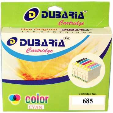 Dubaria 685 Cyan Ink Cartridge - Blue