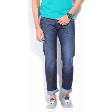 Slim Men s Dark Blue Jeans