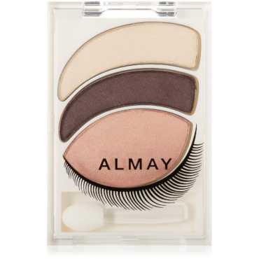 Almay Intense I-Color Shimmer-I Kit Eye Shadow (Brown) - Brown