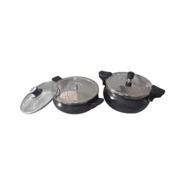 Pigeon Belita All In One Super Value Pack 3L & 5 L Pressure Cooker