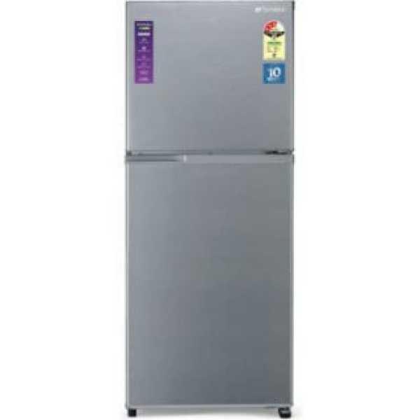 Sansui 272JF3SNDS 271 L 3 Star Inverter Frost Free Double Door Refrigerator