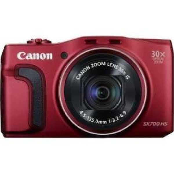Canon PowerShot SX700 HS Digital Camera