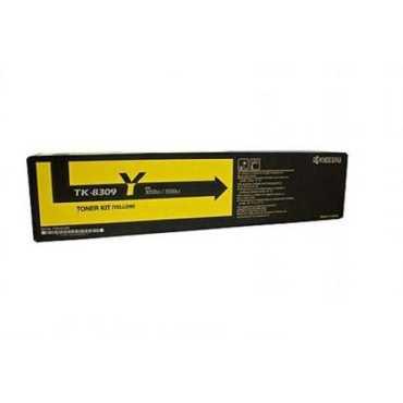 Kyocera TK-8309Y Yellow Toner Cartridge