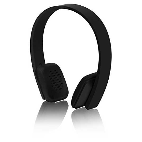 Aluratek ABH04FB Bluetooth Headset - Black