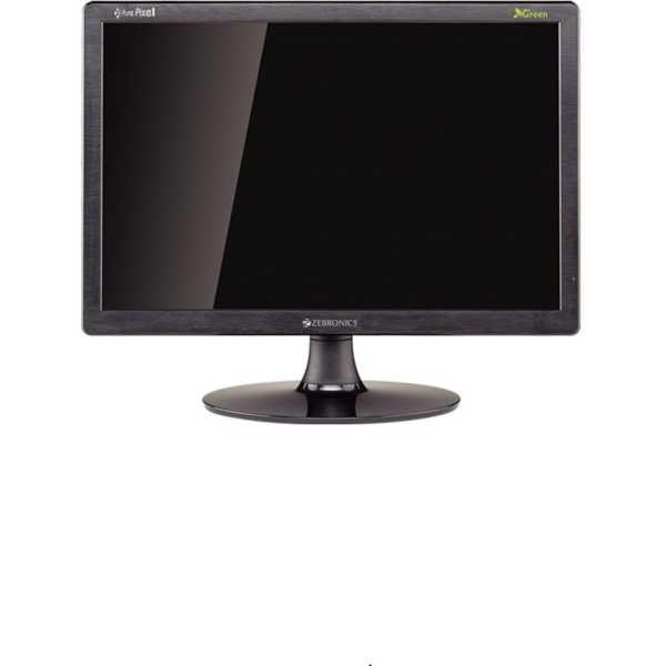 Zebronics Zeb 16A 16 Inch LED HD Monitor