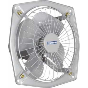 Luminous Fresher 4 Blade (300 mm) Exhaust Fan - Silver