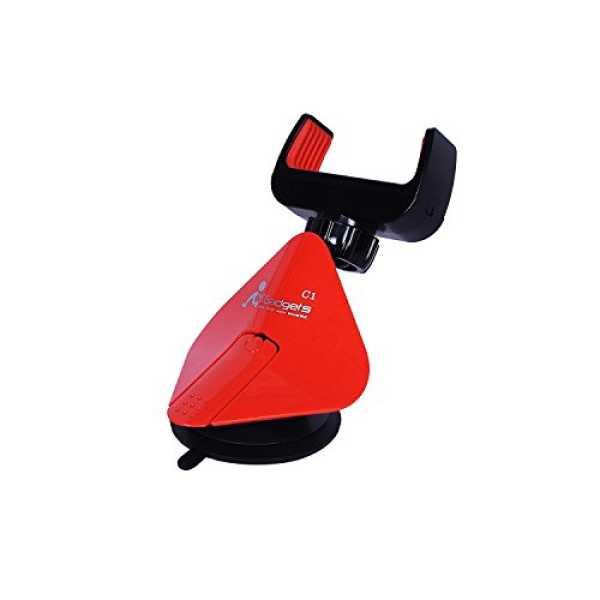 Mi Gadgets Migrip-C1 Universal Mobile Holder - Black