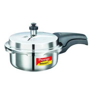 Prestige 20000 Stainless Steel 2 L Pressure Cooker (Induction Bottom,Outer Lid) - Steel