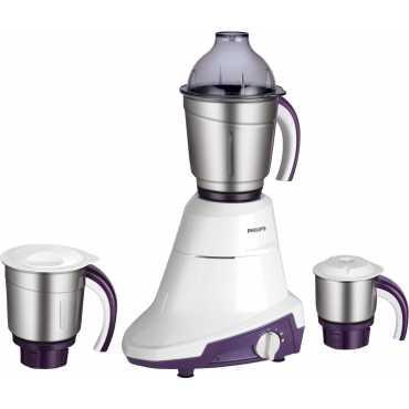 Philips HL7697 750W Mixer Grinder - Purple