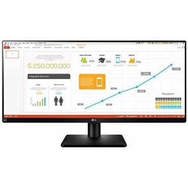 LG 29UB67 29 Inch UltraWide Business Monitor - Black