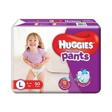 Huggies Wonder Pants Large (50 Pieces)