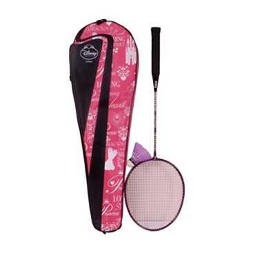 Disney Princess Combo G4 Strung Badminton Racquet Pack of 2