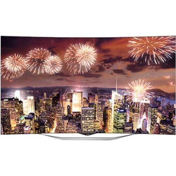 LG 55EC930T 55 inch Full HD Curved Smart 3D LED TV
