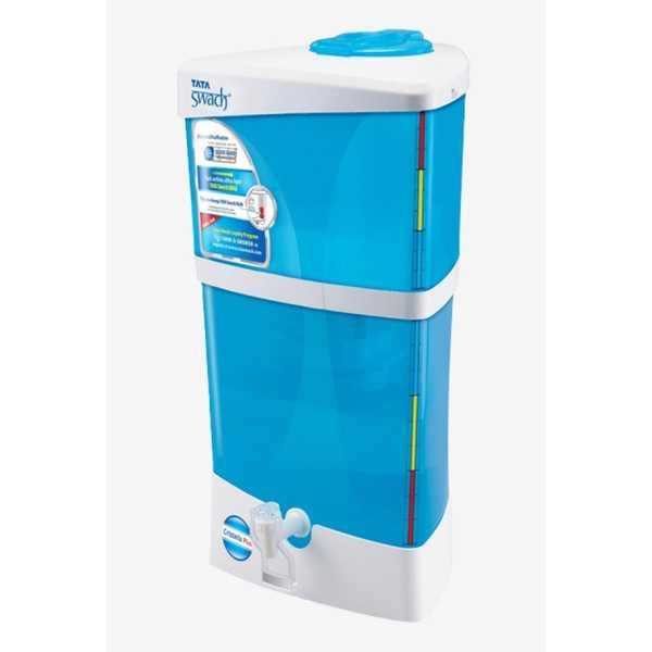 Tata Swach Cristella Plus 18 L Water Purifier - Blue