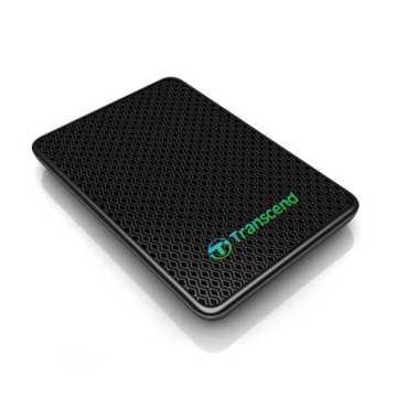 Transcend TS128GESD400K 128GB External SSD - Black