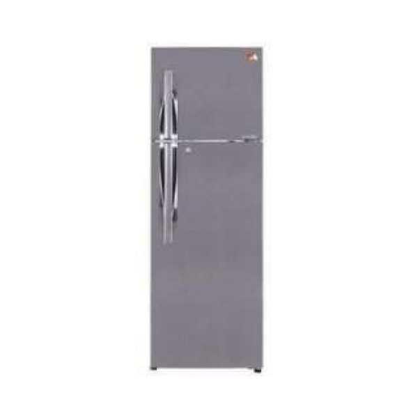 LG GL-T302RPZX 284 L 4 Star Frost Free Double Door Refrigerator
