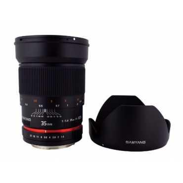 Samyang SY35M-S 35mm F1 4 Lens For Sony Alpha35mm Lens
