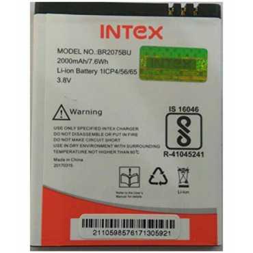 Intex Aqua Q7 2000mAh Battery