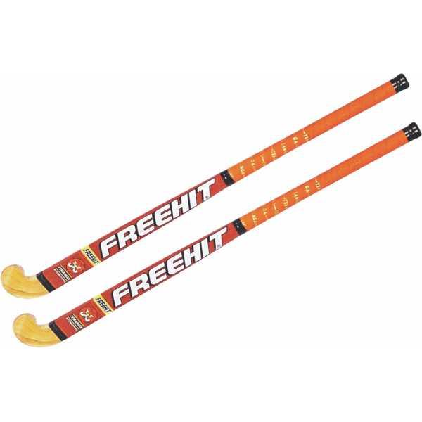 Teranga Freehit Full Pvc Grip With Superfine Tape Hockey Shaft