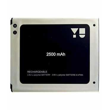 Micromax 2500mAh Battery (For Micromax Yureka YU (AQ5010))