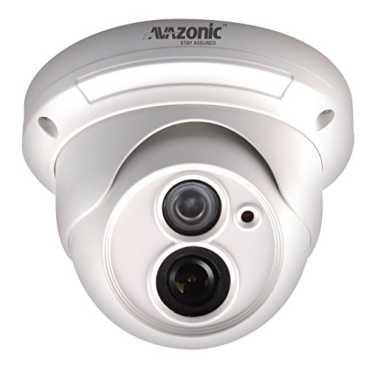 Avazonic AVZS-3322S-F63P 2MP IP Dome  Camera - White