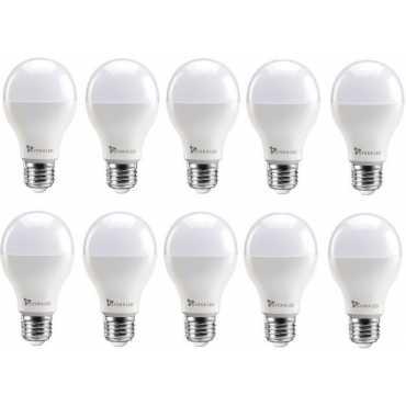 Syska 12W Standard E27 1200L LED Bulb Yellow Pack of 10