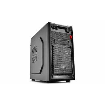 Deepcool Smarter Computer Cabinet - Black