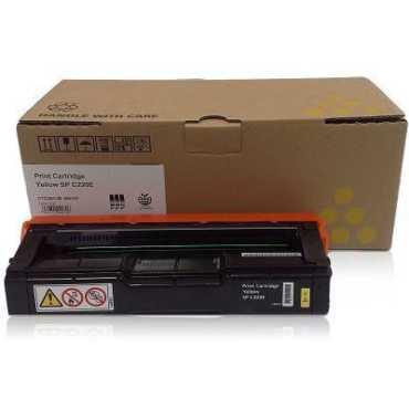 Ricoh SP C220 Yellow Toner Cartridge