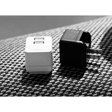 Rock Mini Tank 2 4A Dual USB Travel Adapter
