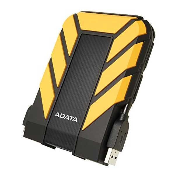 A-DATA HD710 Pro 2TB External Hard Drive - Black