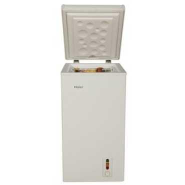 Haier HCF-100HTQ 66L Deep Freezer Refrigerator - White