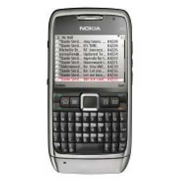 Nokia E71 - Black