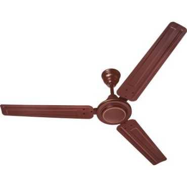 Bajaj Crest LX Binaco 3 Blade (1200mm) Ceiling Fan - Brown