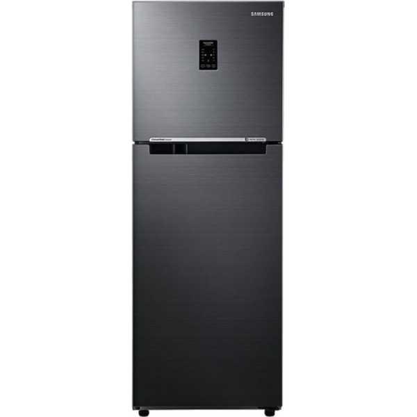 Samsung RT28K3753BS/HL 253 L 3 Star Inverter Frost Free Double Door Refrigerator