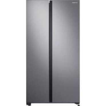 Samsung RS72R5001M9 700 L Inverter Frost Free Side By Side Door Refrigerator